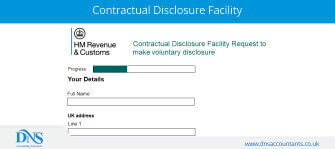 HMRC's Contractual Disclosure Facility – Download Code of Practice (CoP) 9