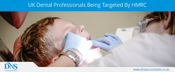 UK Dental Professionals Being Targeted By HMRC