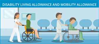 Disability Living Allowance and Mobility Allowance