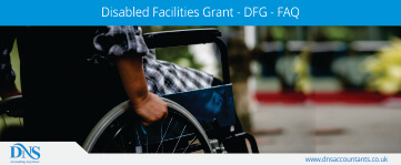 FAQS Disabled Facilities Grant (DFG)