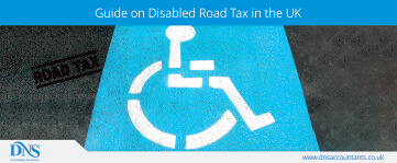 Introduction To Disabled Road Tax