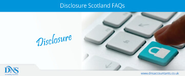 Disclosure Scotland FAQs