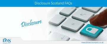 Disclosure Scotland FAQs