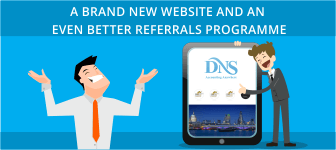 A brand new website and an even better referrals programme