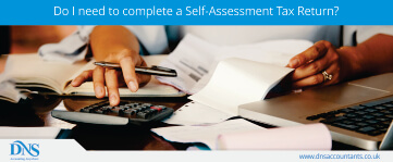 Do I need to complete a Self-Assessment Tax Return?