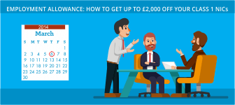 Employment Allowance: How to get up to £2,000 off your Class 1 NICs