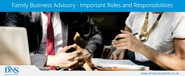 Family Business Advisory-Important Roles and Responsibilities