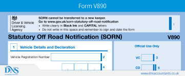 Download Form V890 & Get Refund from DVLA