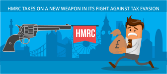 HMRC Takes on a New Weapon in its Fight against Tax Evasion