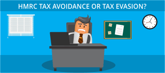 HMRC Tax Avoidance or Tax Evasion?