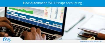 How Automation Will Disrupt Accounting?