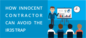 How Innocent Contractor Can Avoid the IR35 Trap