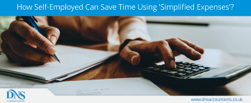 How Self-Employed Can Save Time Using 'Simplified Expenses'?