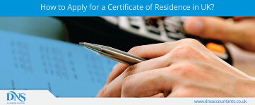 How to Apply for a Certificate of Residence in the UK?