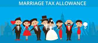 Marriage Tax Allowance & Married Couple's Allowance 2019/20
