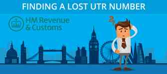 Finding A Lost UTR Number
