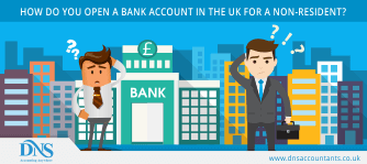 Non Resident Bank Account In UK