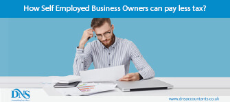 How Self Employed Business Owners can pay less tax?
