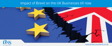 Impact of Brexit on the UK Businesses till now
