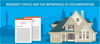 Residency status and the importance of documentation