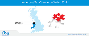 Important Tax Changes in Wales 2018