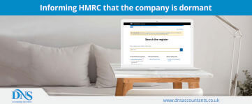 How to Mark Company as Dormant with HMRC?