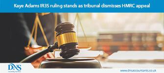 Kaye Adams IR35 ruling stands as tribunal dismisses HMRC appeal