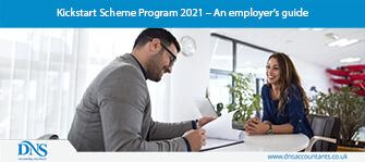 Kickstart Scheme Program 2021 – An employer's guide