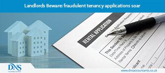 Landlords Beware: fraudulent tenancy applications soar