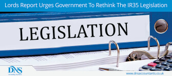 Lords Report Urges Government To Rethink The IR35 Legislation