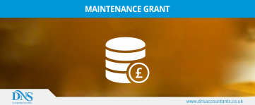 Maintenance Grants, Loans and Special Support Grant for Students