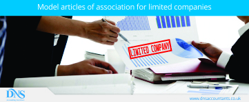 Model Articles of Association For Limited Companies