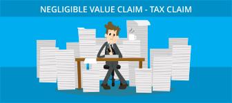 Negligible Value Claim - Tax Claim