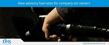 New advisory fuel rates for company car owners from March 2020
