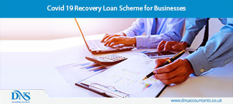 Covid 19 Recovery Loan Scheme for Businesses