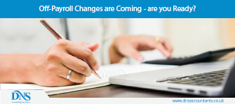 Off-Payroll Changes are Coming - are you Ready?