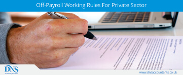 Off-Payroll Working In The Private Sector