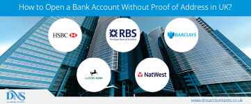 How to Open a Bank Account Without Proof of Address in UK?