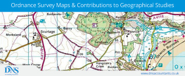 Ordnance Survey Maps & Contributions to Geographical Studies