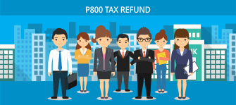 P800 Tax Refund Guide
