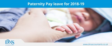 How long is Paternity Pay leave and what is its amount for 2018/19? Download form SC3 for claiming statutory leave.