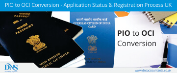 PIO to OCI Conversion - Application Status & Registration Process UK