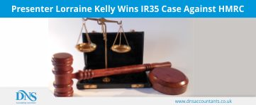 Breaking News: Presenter Lorraine Kelly Wins IR35 Case Against HMRC