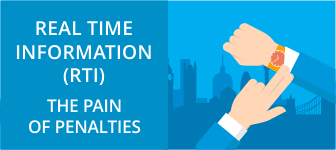 Real Time Information (RTI): The Pain of Penalties
