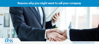 Reasons Why You Might Want To Sell Your Company