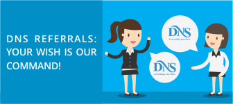 DNS Referrals: your wish is our command!