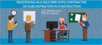 Registering as a self-employed subcontractor in construction – CIS