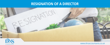 TM01 Form – Director Resignation Form