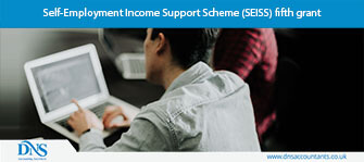 Self-Employment Income Support Scheme (SEISS) fifth grant
