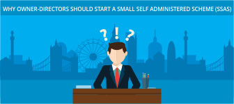 Why Owner-Directors should Start a Small Self Administered Scheme (SSAS)